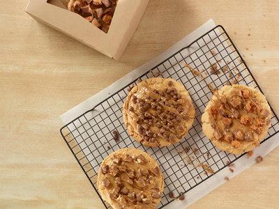 Ferrero mega cookies