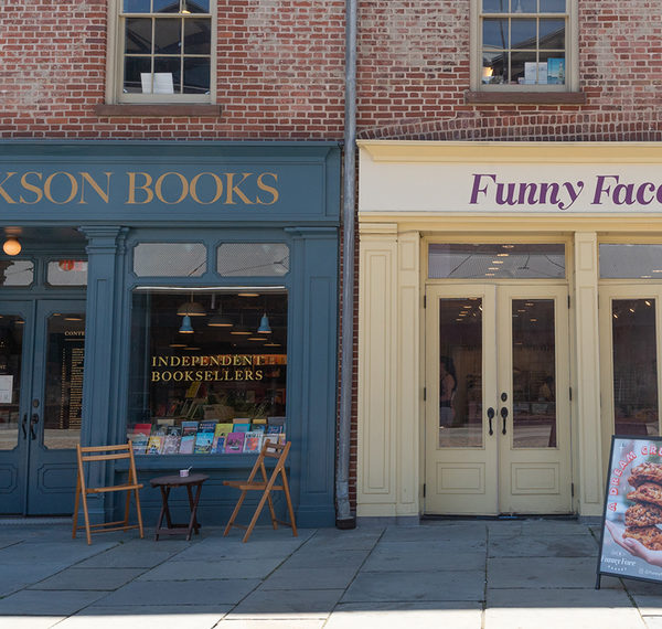 Funnyface storefront
