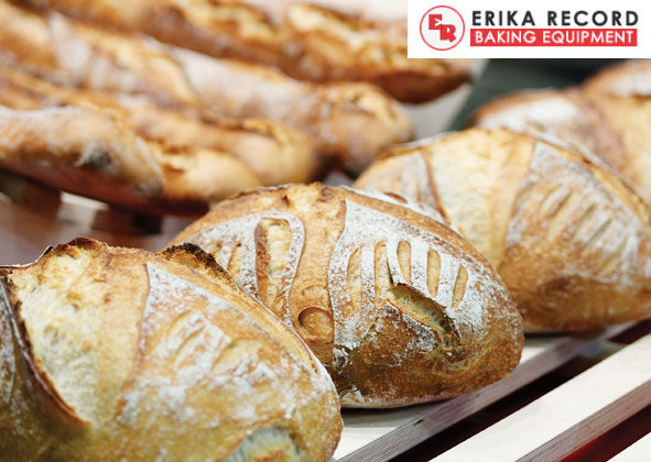 In our November issue, we profile 25 of the nation's most progressive retail bakeries. Five of those are bread bakeries. The goal of these profiles is to celebrate the successes of a select handful in order to bring inspiration to the collective many who are working each day to make their bakery business stronger.   Erika Record Baking Equipment congratulates these highly skilled bread bakers in their prestigious achievement of being included in the twentyfive issue. The team is honored to promote and support the passionate artisan bread community.