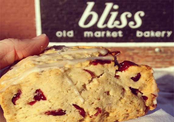 Founded in February 2010, Bliss Old Market Bakery and Aromas Coffeehousein Omaha, Nebraska is a dream come true for owners Autumn and Nick Pruett.Bliss Old Market Bakery finds thatits passion for baking and itslocal communityis what continues to help it grow and thrive.