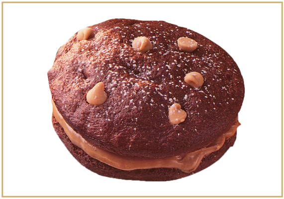 When you pair peanut butter and chocolate you simply cannot go wrong. Use R&H® Chocolate Rich Creme® Base and creamy peanut butter to create these Peanut Butter & Chocolate Whoopie Pies, the perfect treat to appease peanut butter and chocolate lovers.