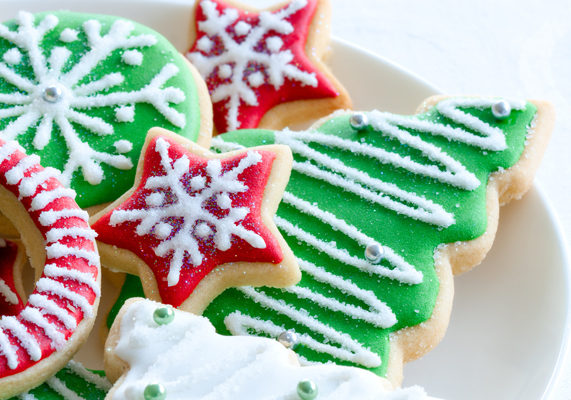 Hosting holiday events at your bakery is a great excuse to draw more customers in the door as well as involve your bakery in the community. This holiday season, invite your customers to a Christmas cookie exchange at your bakery. This is a simple event and it's great for families with young children. Provide materials for decorating a variety of cookies and give customers a chance to creatively design their cookies. Then the cookie exchange is operated similarly to a Christmas gift exchange.