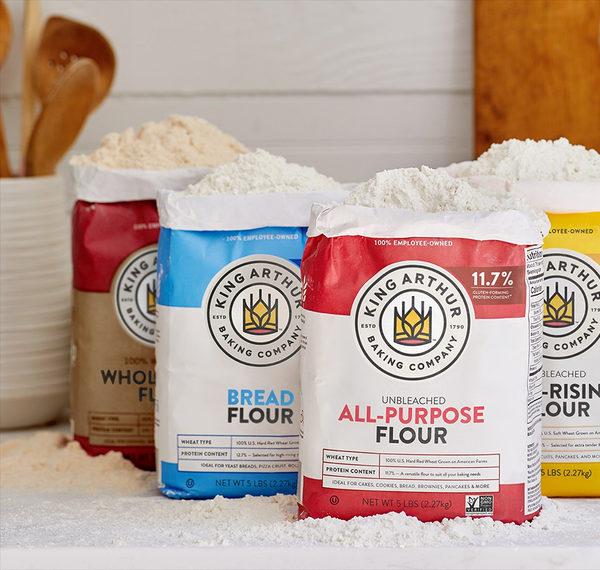 Kingarthurbakingcompany flour