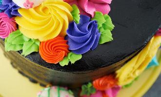 20200812 cake dia de los muertos