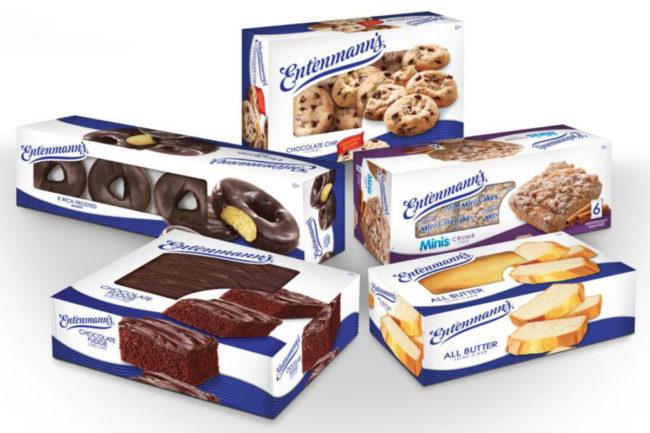 Entenmann's packaging
