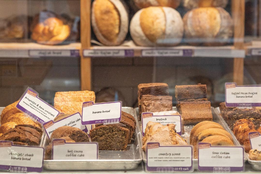 Zingerman's Bakehouse bakery case