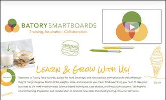 Batory smartboards