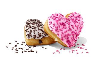 Dunkin valentines