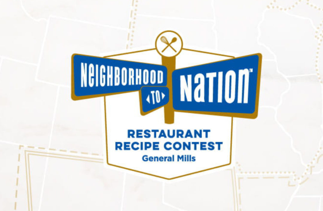 General Mills Foodservice contest