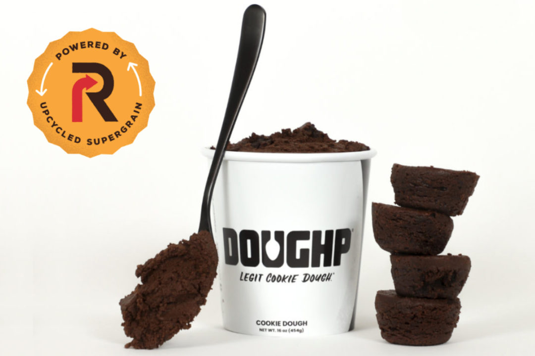 Doughp Beast Mode Brownie cookie dough with Regrained