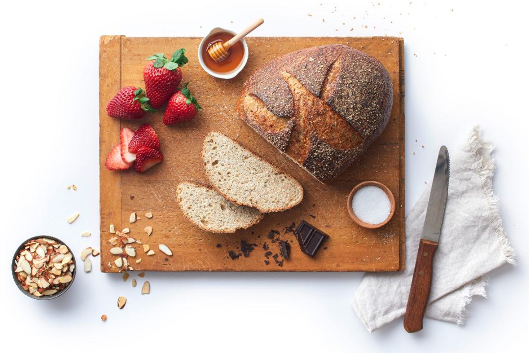 Bread made with Corbion Pristine 100 G and Pristine 2200