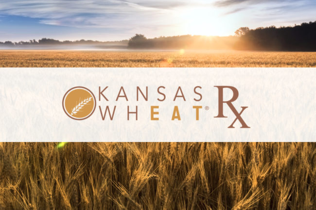 Kansas Wheat Rx logo