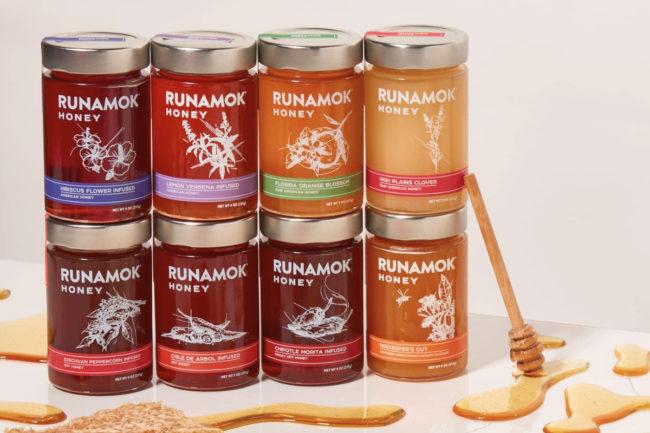 Runamok Maple honey