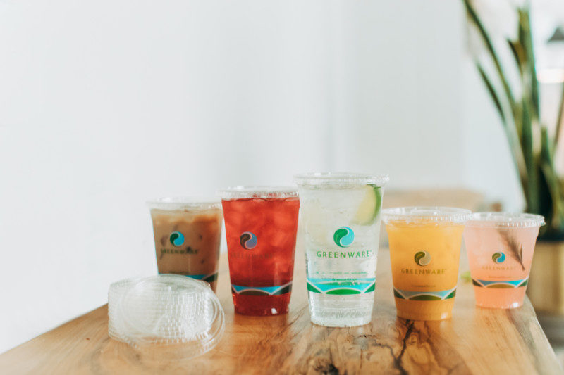 FabriKal Cold Cups