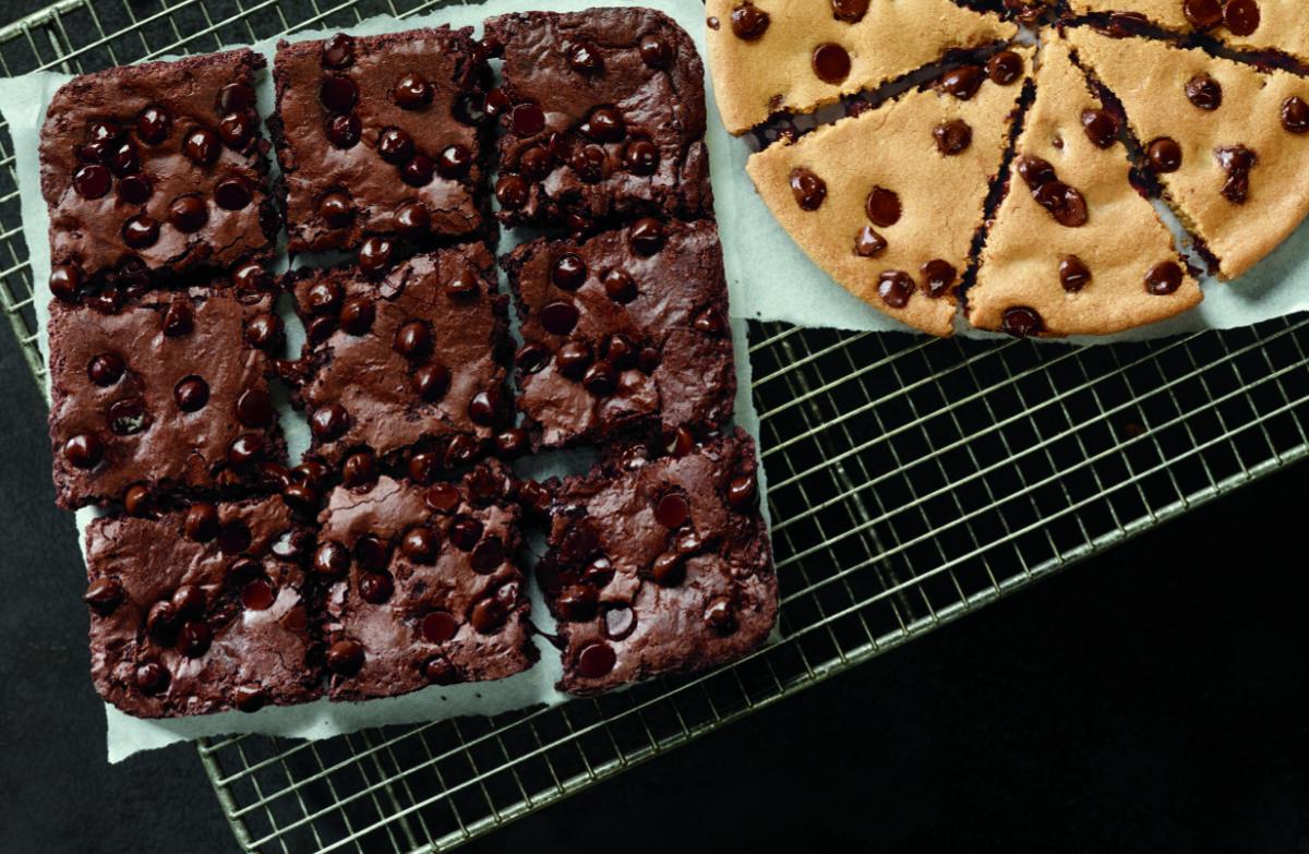 Hershey Brownie Cookies