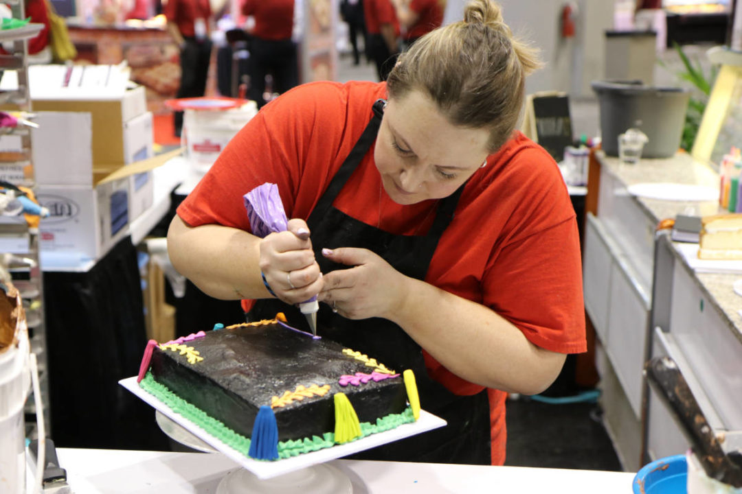IDDBA Cake Decorating Challenge