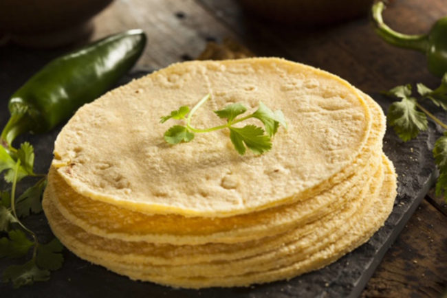 Kemin tortillas