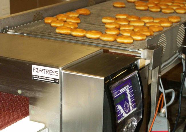 Doughnut Peddler Fortress Technology