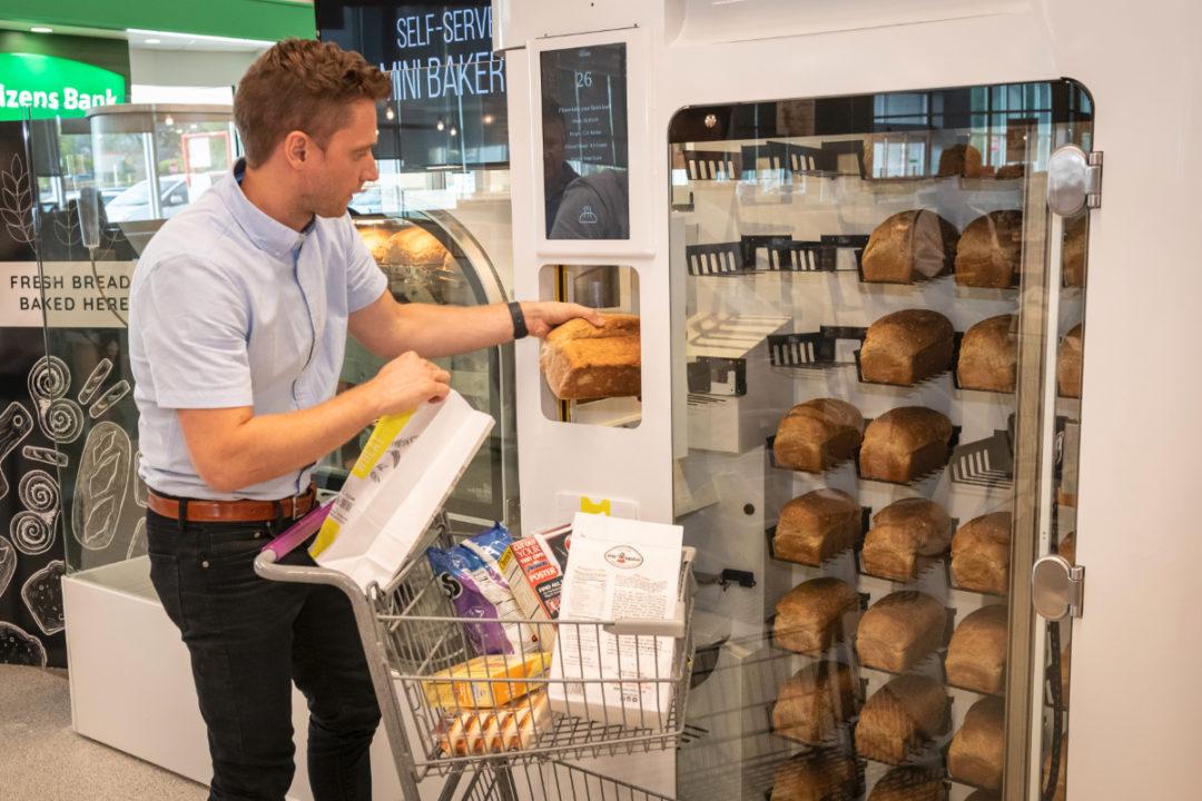 Stop & Shop Breadbot