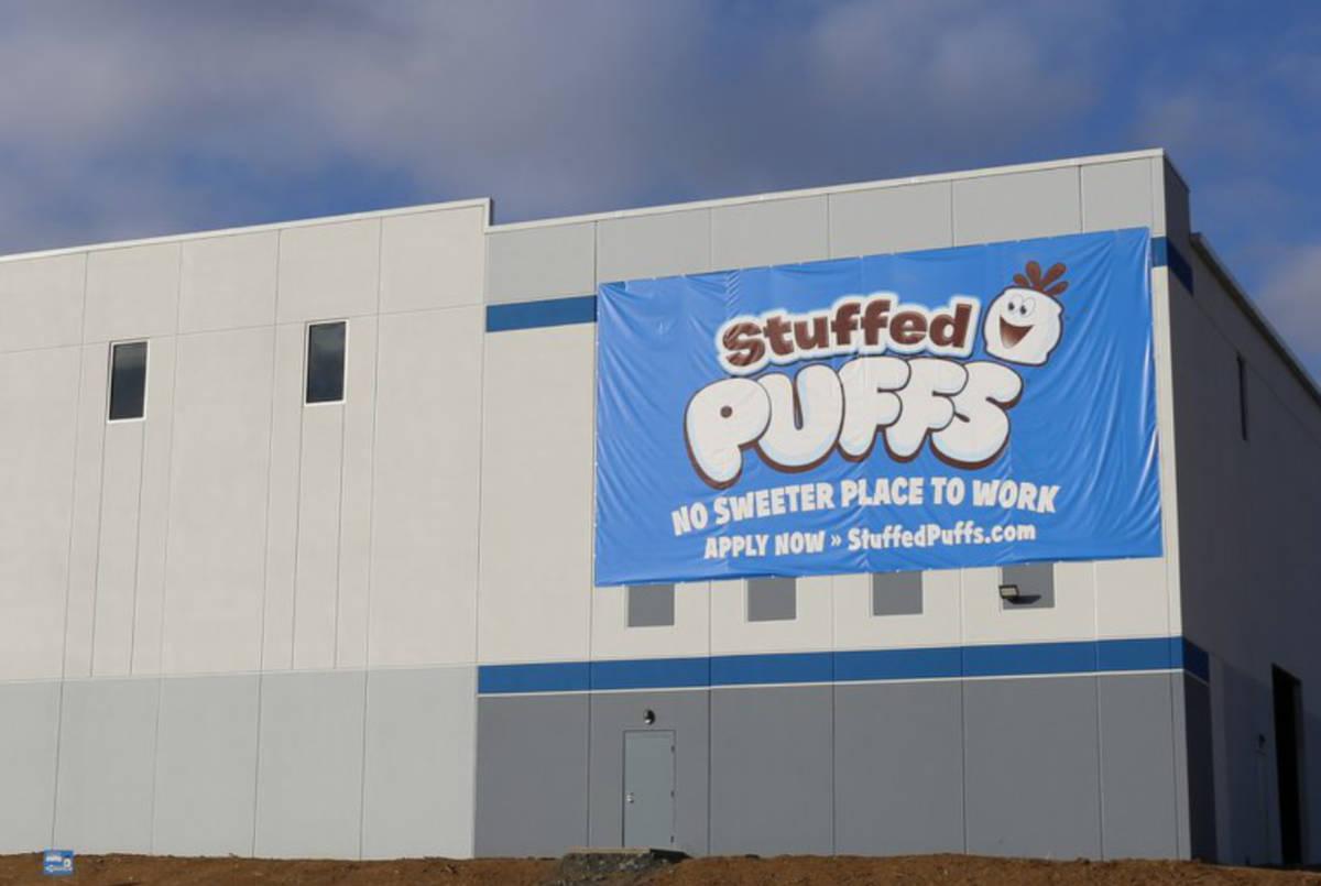 stuffed Puffs