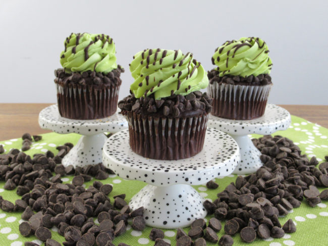 Twist Cupcakes
