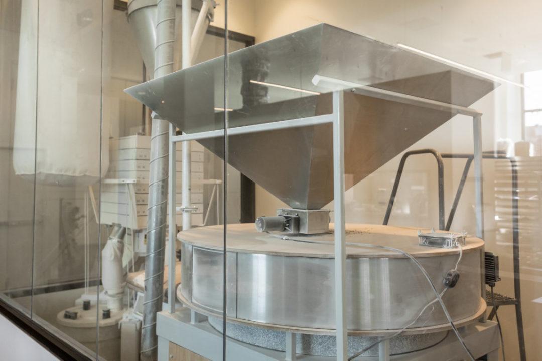 Ibis Bakery mill