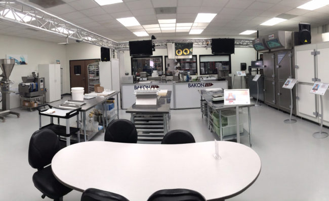 Bakon USA Food Equipment Showroom