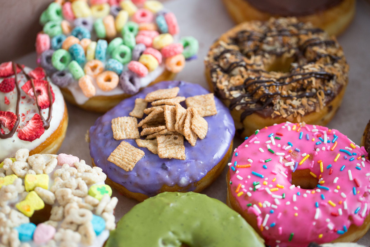 Slideshow California Donuts In Los Angeles 2018 11 09