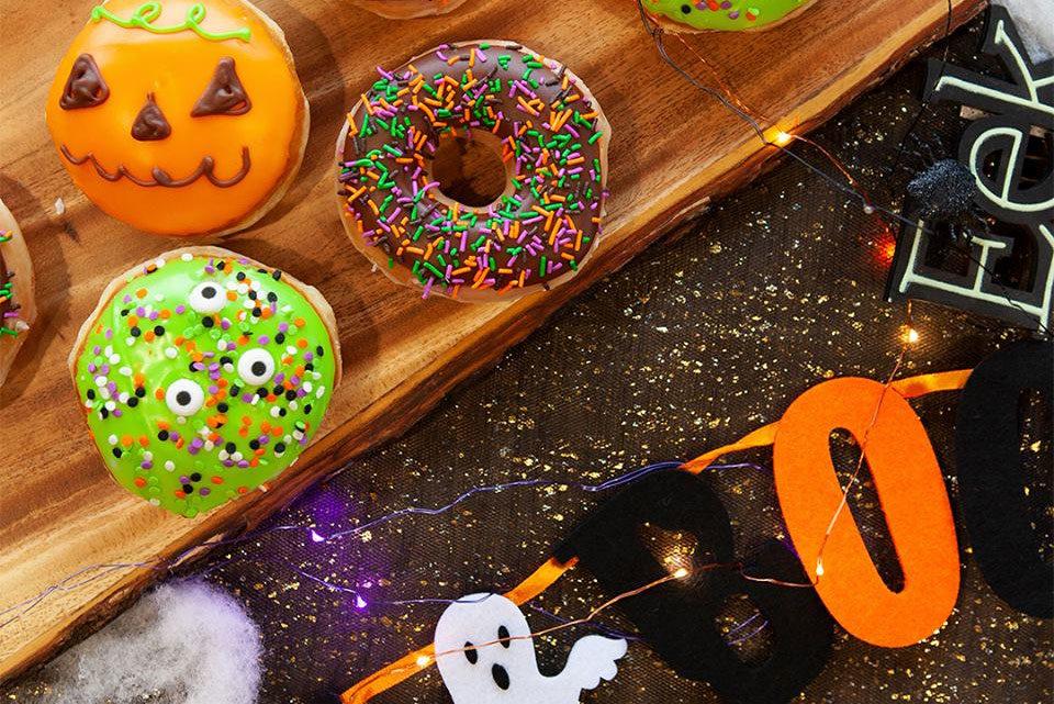 KrispyKreme_HalloweenDoughnuts