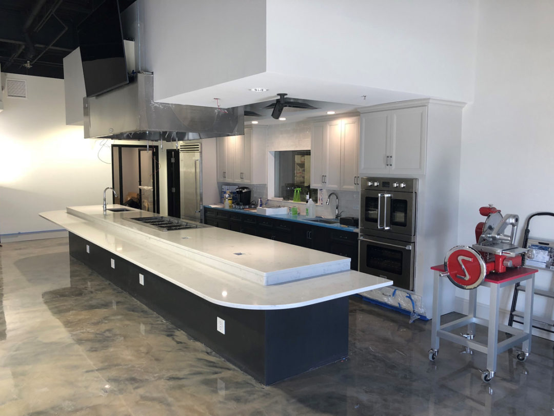 Lesaffre Pizza Innovation Center