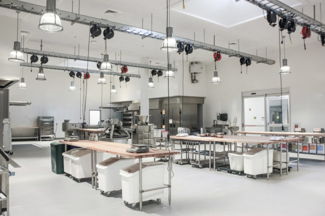 Puratos Innovation & Nutrition Centers