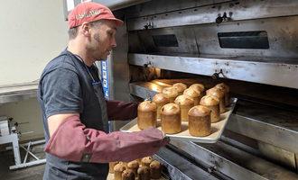 Redhen baking
