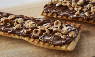 Grilledbaguette_nutella