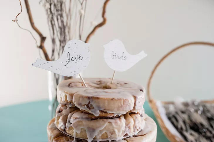 The Knot predicts wedding food trends for 2019 | 2018-12-04