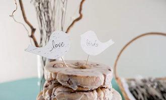 Weddingcinnamonrolls