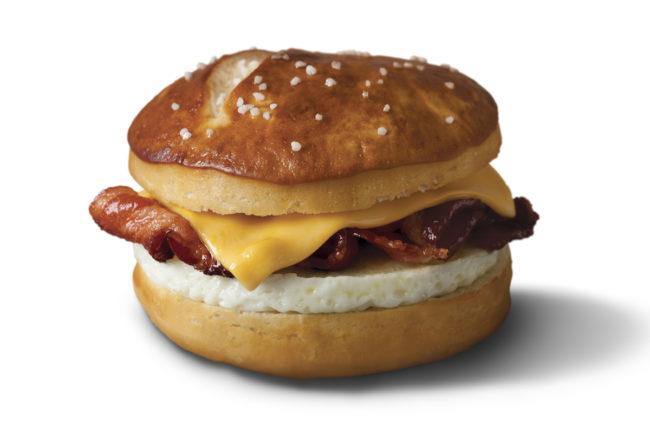 AuntieAnnes_BreakfastSandwich
