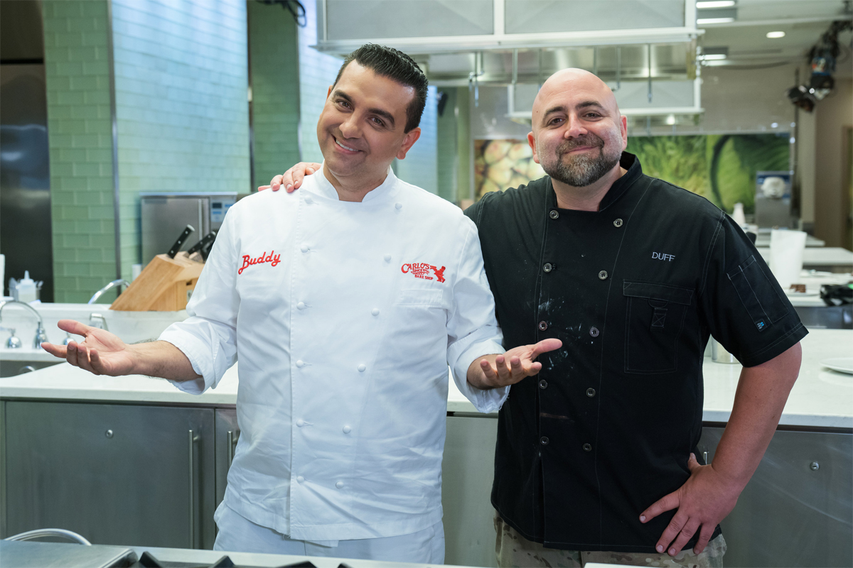 Buddy Valastro And Duff Goldman To Do Baking Battle In New Food