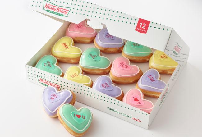 KrispyKreme_ValentineConversation1