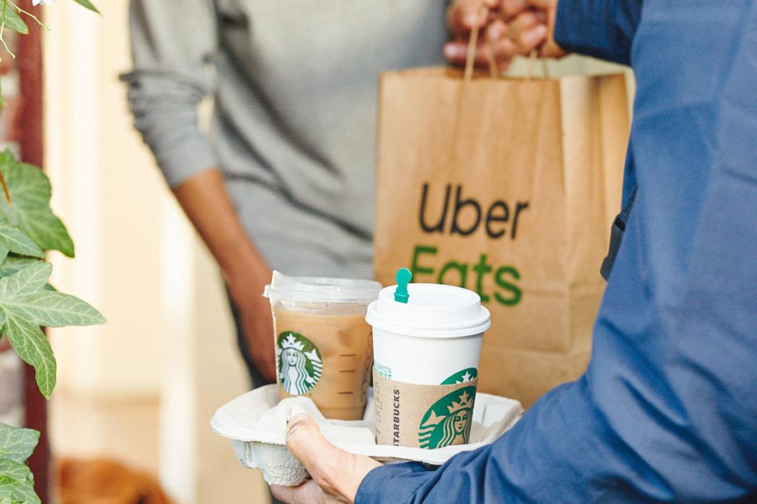 StarbucksDelivers_UberEats