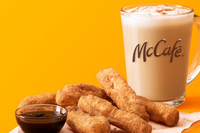 McCafeDonutSticks
