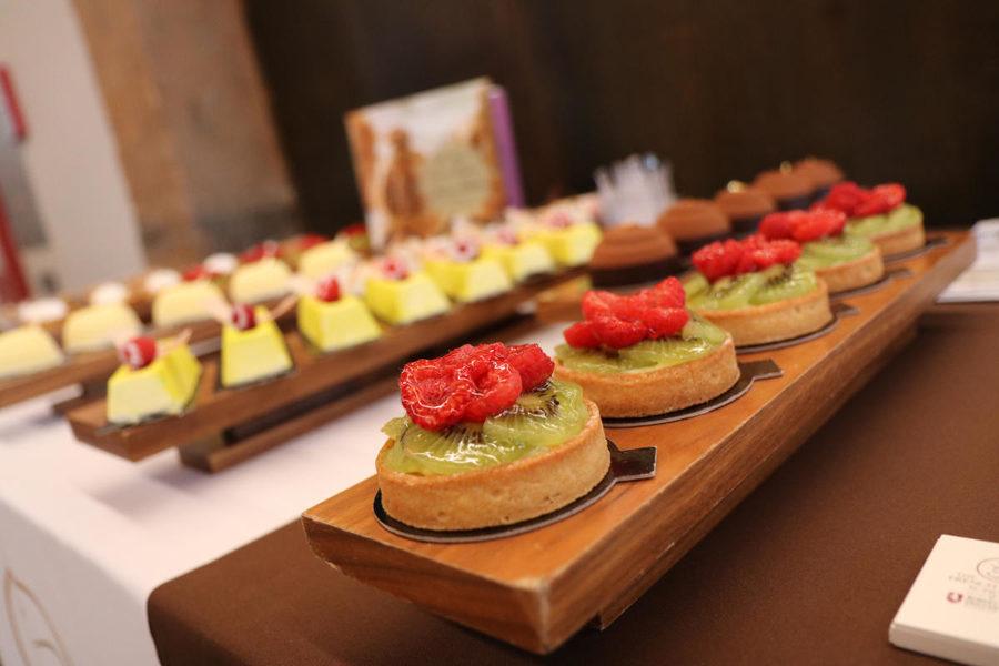 Puratos Chicago Innovation Center pastry