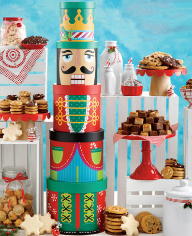 MrsFields_NutcrackerSweetTower