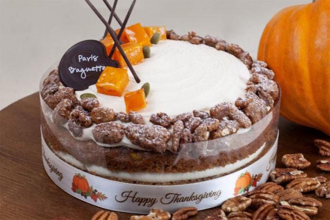 ParisBaguette_ThanksgivingCake