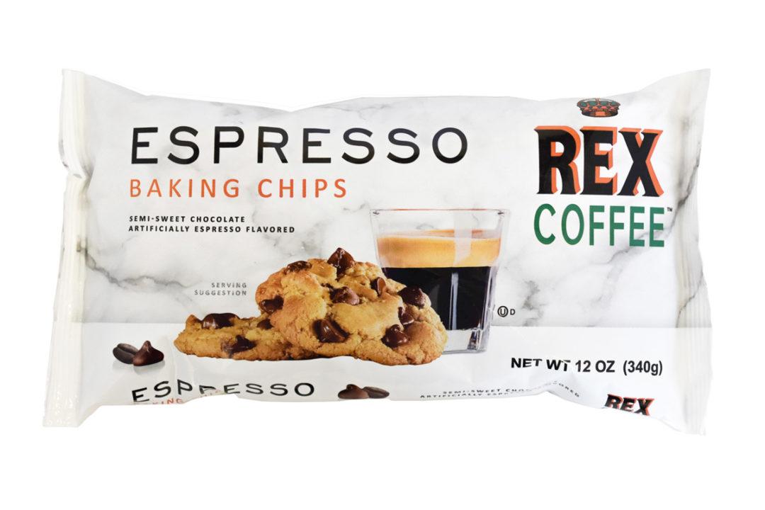 RexCoffeeExpressoChips