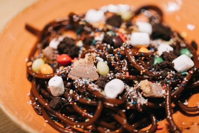 ChocolatePasta
