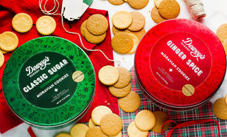 Deweysbakery moraviancookies