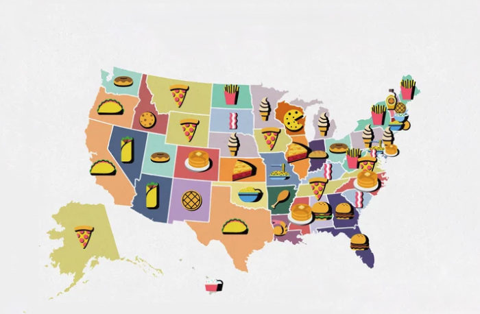FoodHolidaysStates