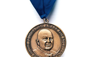 Jamesbeardaward medal