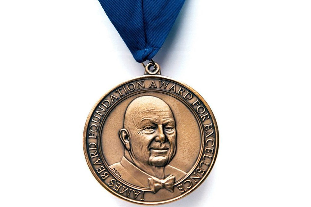 JamesBeardAward_Medal