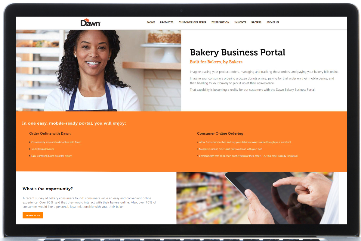 Dawn Foods' new chief digital officer share key insights on